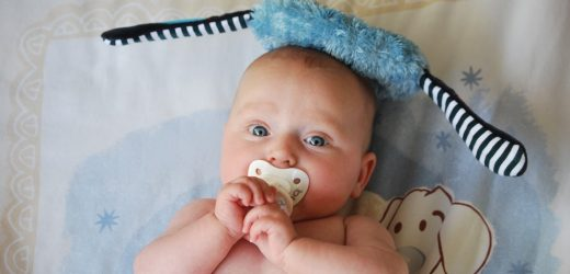 El chupete puede impedir un desarrollo del habla normal