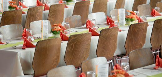 Consejos para la distribución de invitados en el banquete