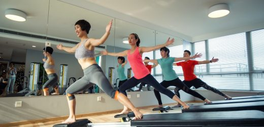 Disciplinas alternativas: Yoga y Pilates
