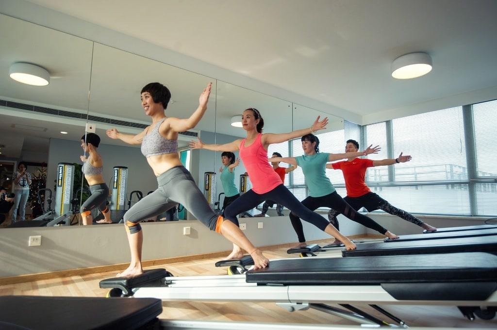 Disciplinas alternativas: Yoga y Pilates