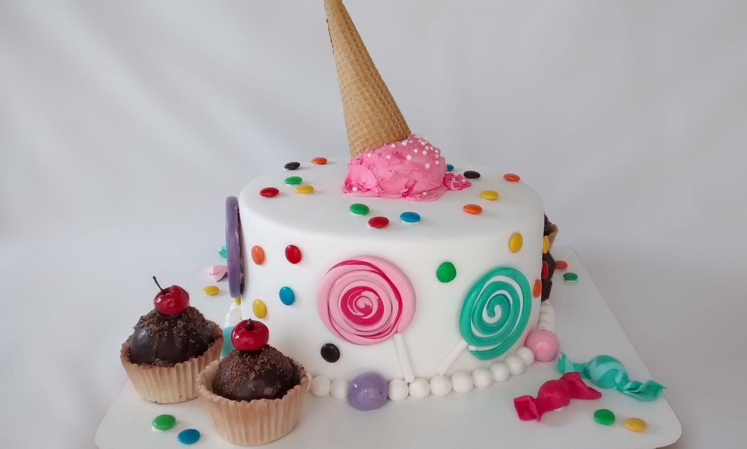 Cinco motivos para aprender a hacer tartas de fondant 1