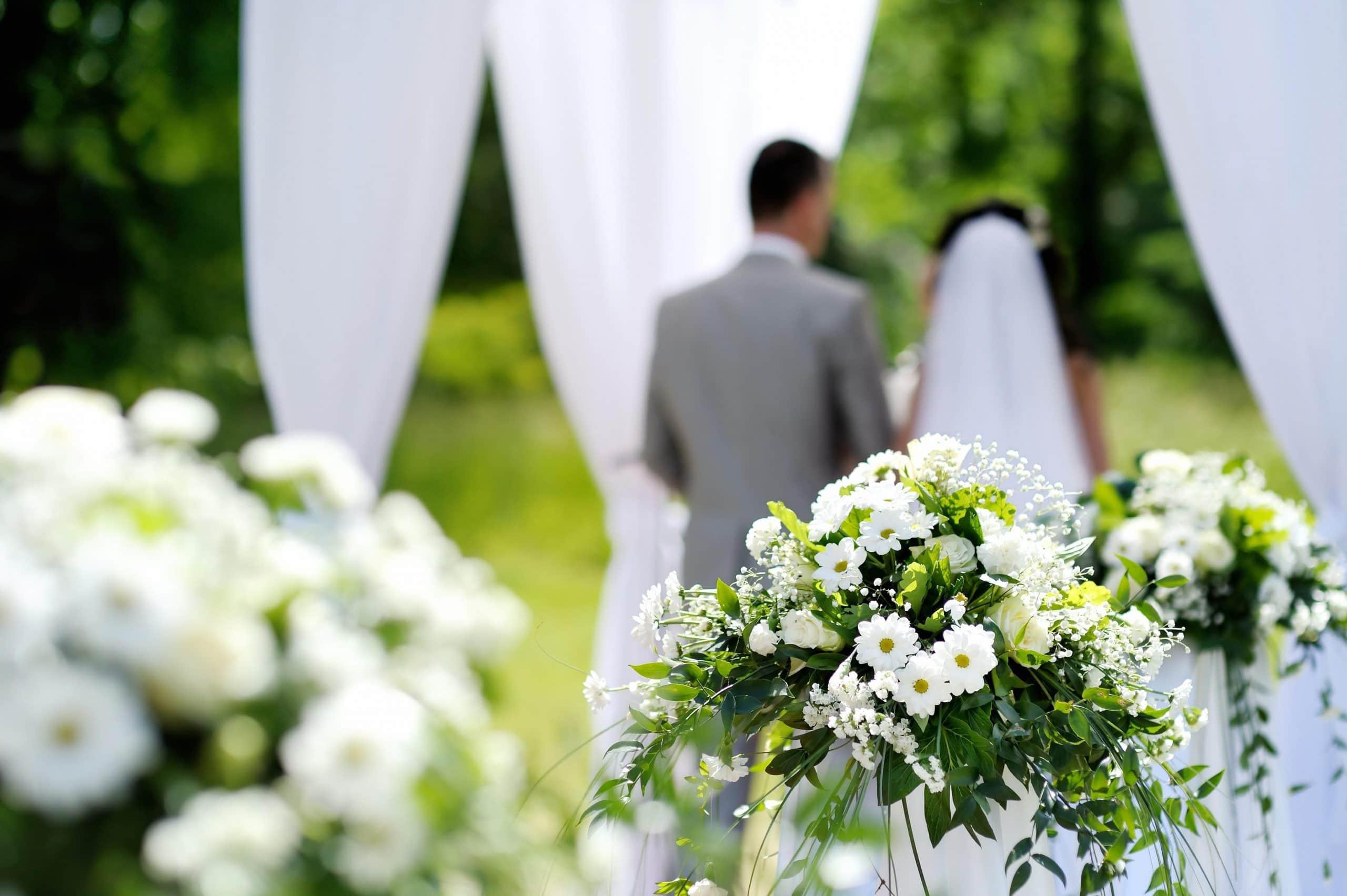 Consejos sobre las flores de la boda