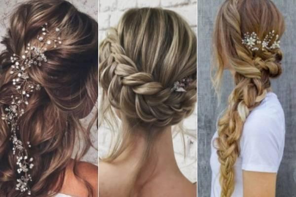 Elegir el peinado de bodas 1