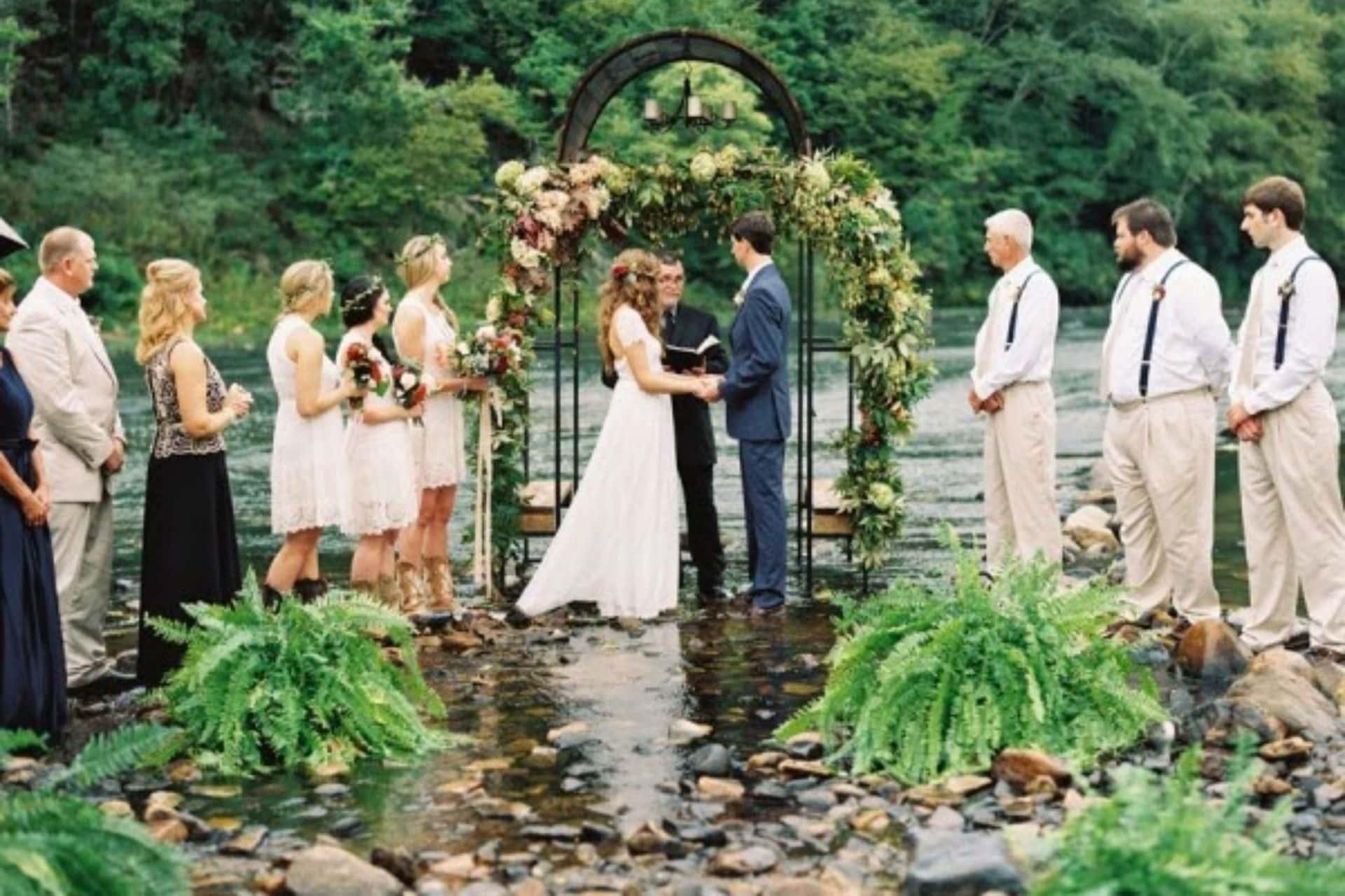 Rituales de boda exóticos