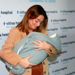 Las fotos más tiernas de los bebés famosos