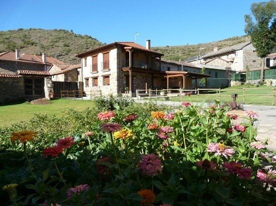 Escoge una casa rural para pasar unos días después de la boda