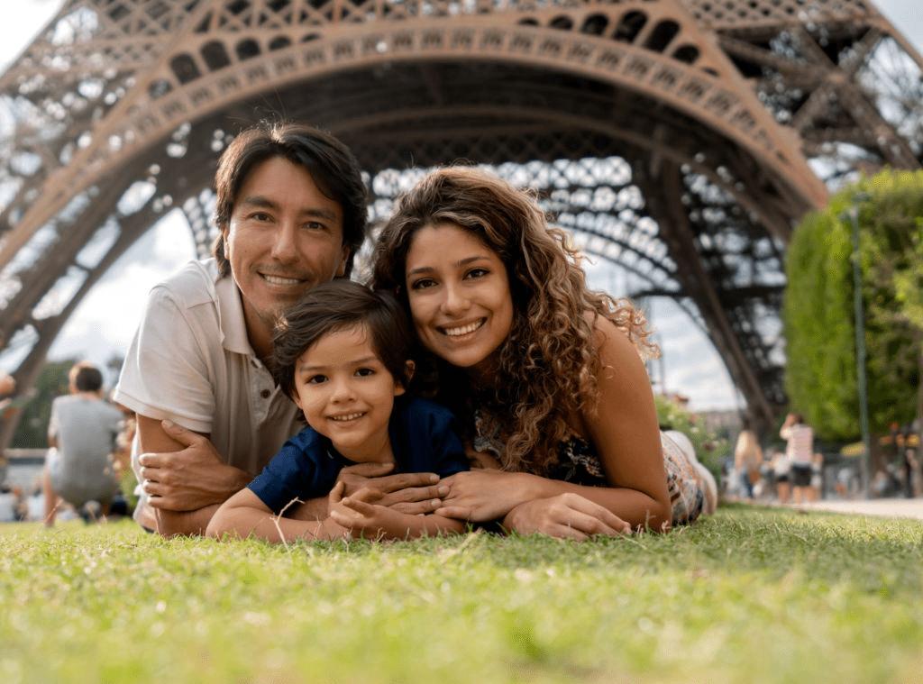 Consejos para hacer una luna de miel con niños