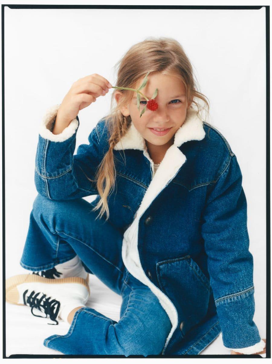 moda en ropa infantil