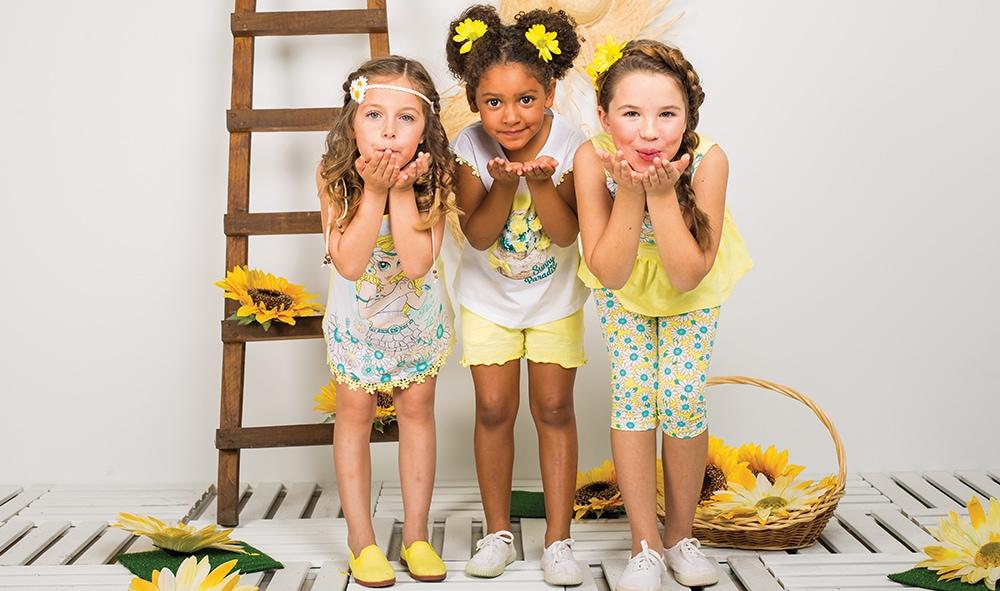 moda infantil en primavera
