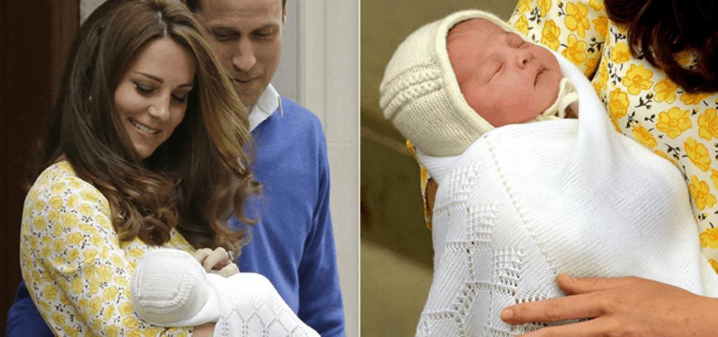 La princesa Carlota viste con marcas 'made in Spain'