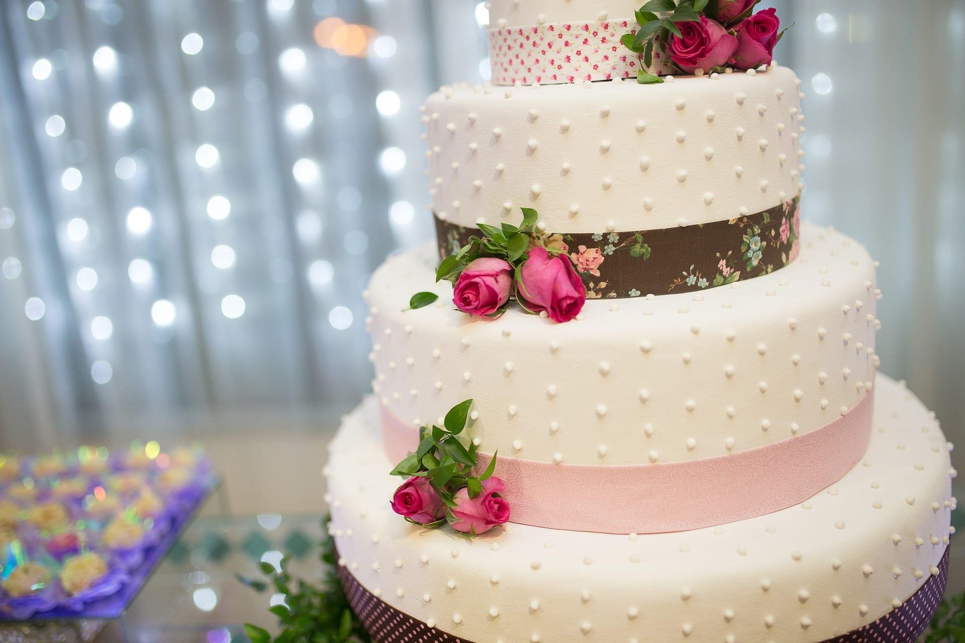 Consejos para escoger la tarta de bodas