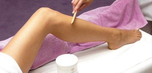Consejos para depilarte con cera en casa