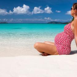 Consejos para soportar el verano durante el embarazo