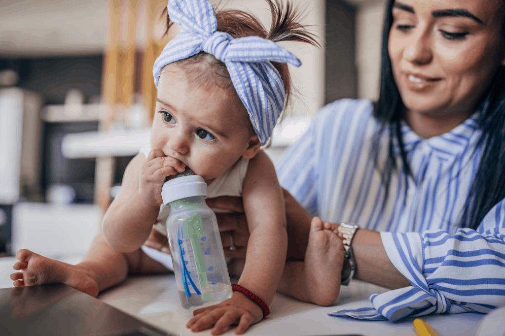 Cuándo introducir las frutas y cereales en la dieta del bebé
