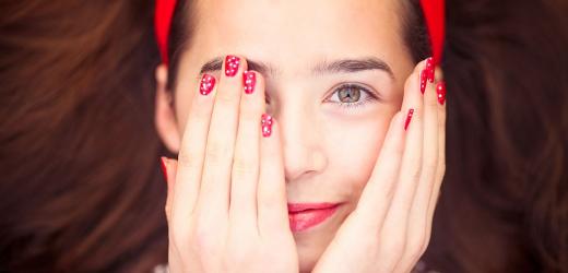 Tendencias de otoño: Maquillaje de uñas