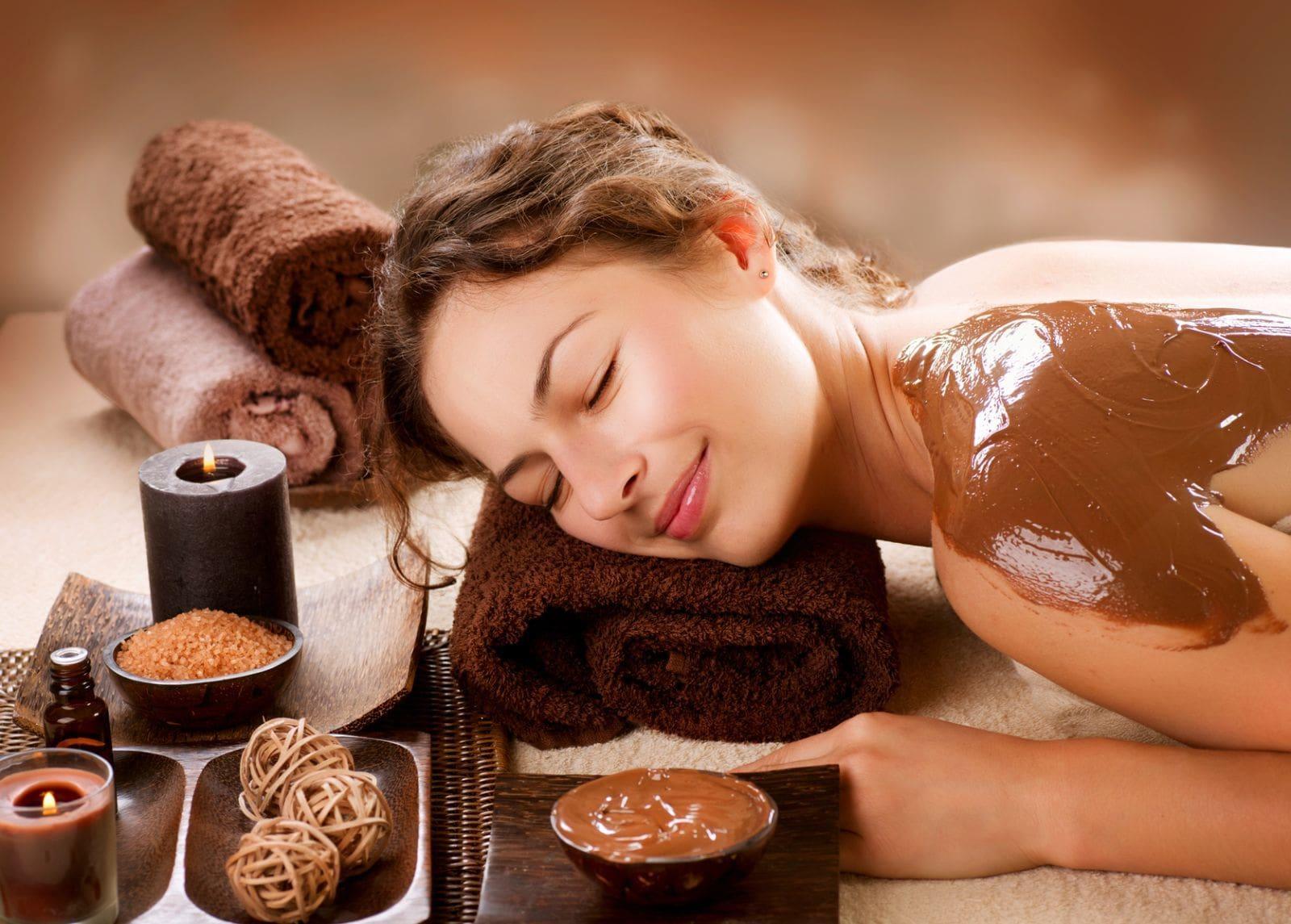 Cómo hacerte un en casa  un tratamiento de chocolaterapia