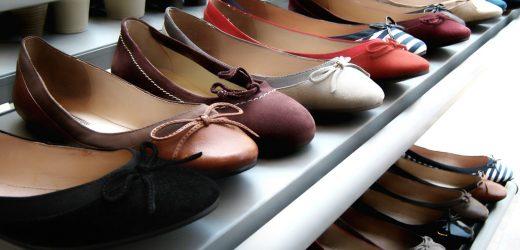 Utiliza los zapateros para manter el orden en tu hogar