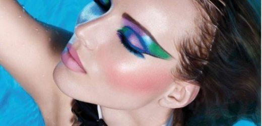 Maquillaje a prueba de agua
