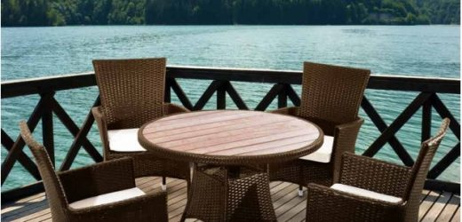 Mesas y Sillas para el Jardín