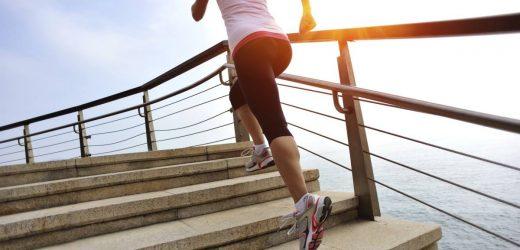 Beneficios de subir y bajar escaleras