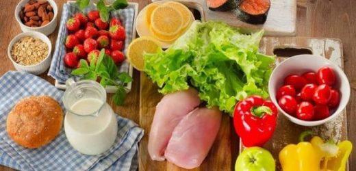 Alimentos recomendados para una buena alimentación