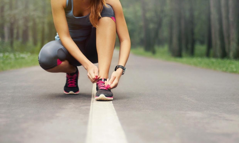 Iniciate en el running y no tires la toalla
