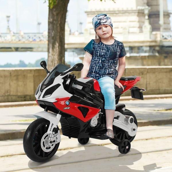 Motos para niños, diferencias entre motos eléctricas y de gasolina